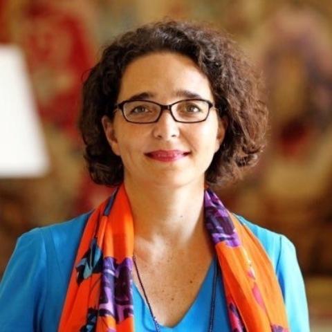 Mme Muriel DOMENACH, nouvelle secrétaire générale du CIPDR