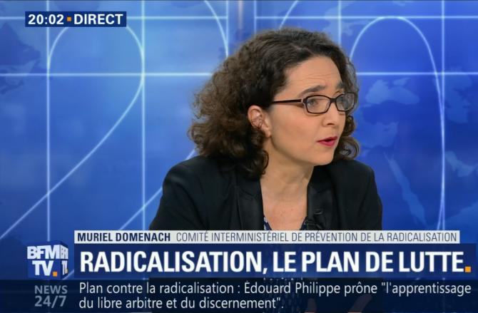 Muriel Domenach sur le plateau de BFM TV revient sur les mesures du PNPR