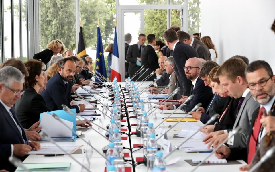Déclaration conjointe des Premiers ministres français et belge sur la coopération en matière de sécurité intérieure et de lutte contre le terrorisme