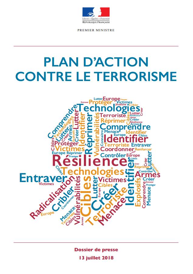 Le PACT : le nouveau Plan d'action contre le terrorisme