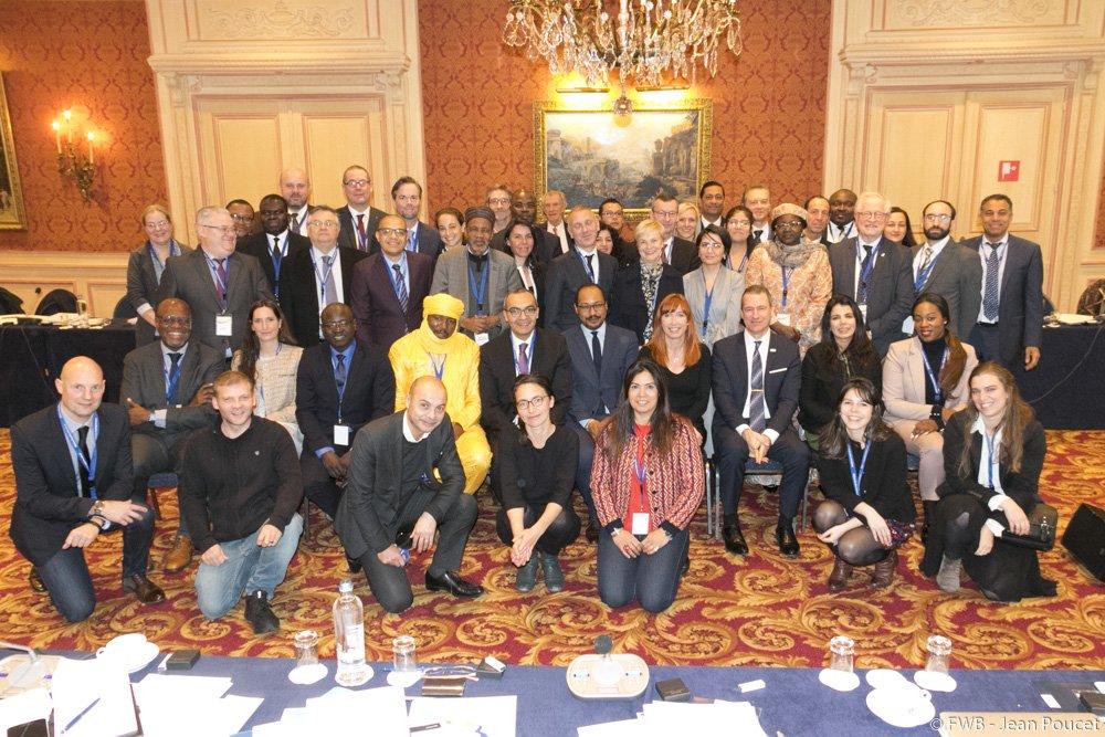 1ère réunion du réseau FrancoPREV