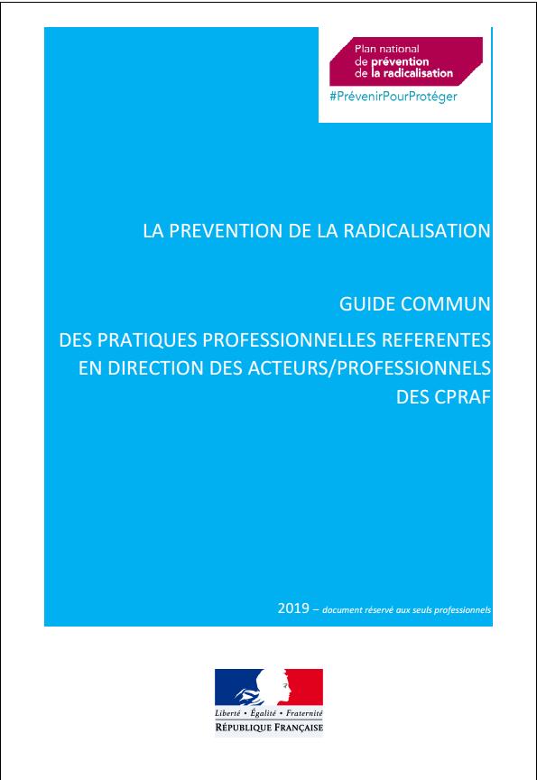 Le guide des bonnes pratiques professionnelles