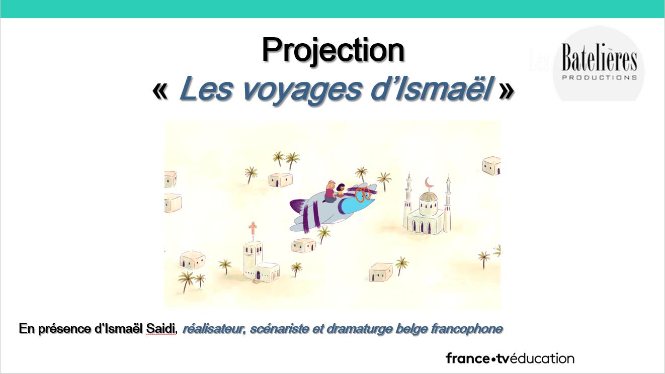 Les voyages d'Ismaël