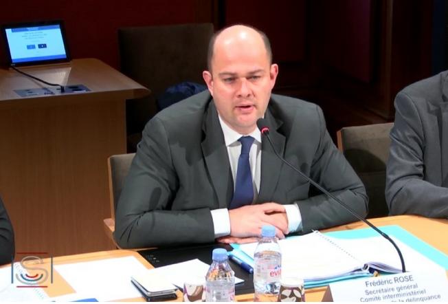 Audition de Frédéric Rose par la délégation des collectivités territoriales du Sénat