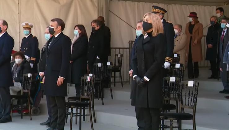 Deuxième journée nationale d'hommage aux victimes du terrorisme