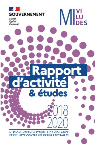 Rapport d'activités 2018-2020 de la MIVILUDES
