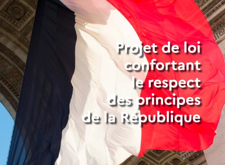 Adoption définitive de la loi confortant le respect des principes de la République